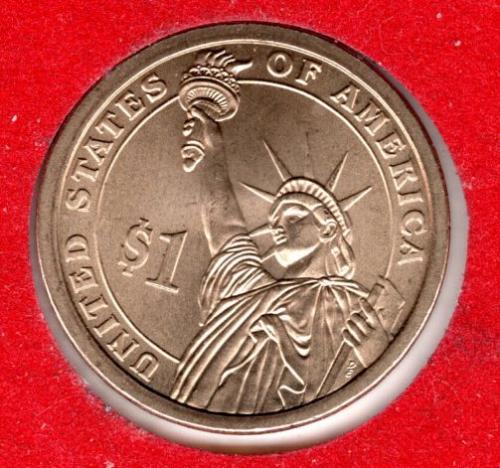 2009 P Presidential Dollars: Zachary Taylor -#2