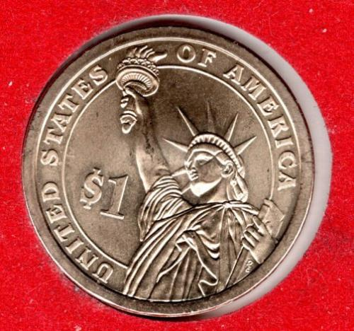 2009 P Presidential Dollars: James K. Polk -#2