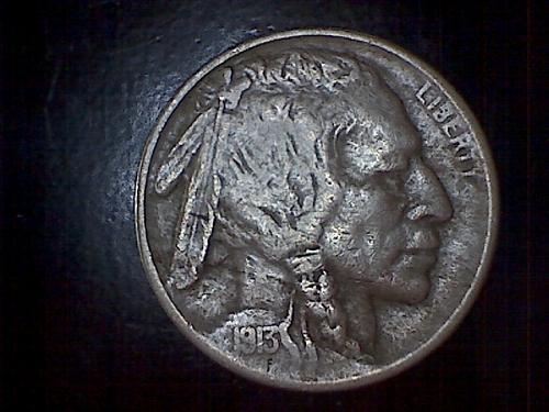 1913 Type 2 Buffalo Nickel