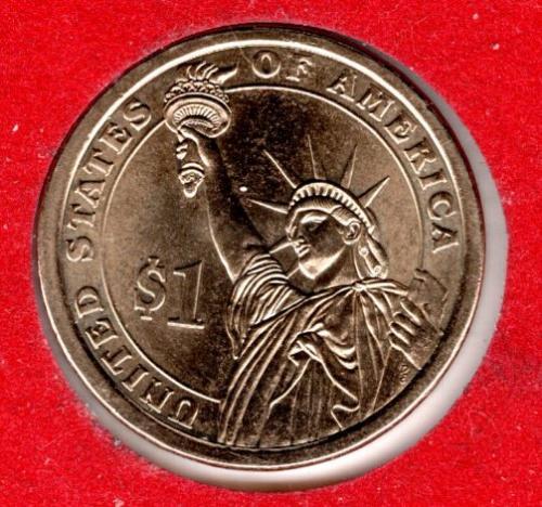 2011 D Presidential Dollars: Ulysses S. Grant - #2