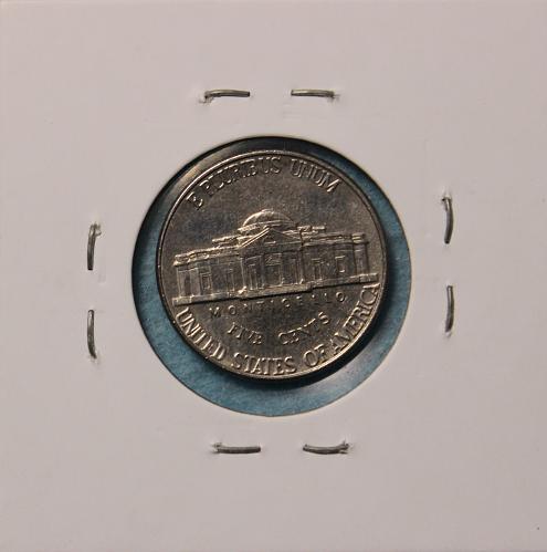 2000 D Jefferson Nickel
