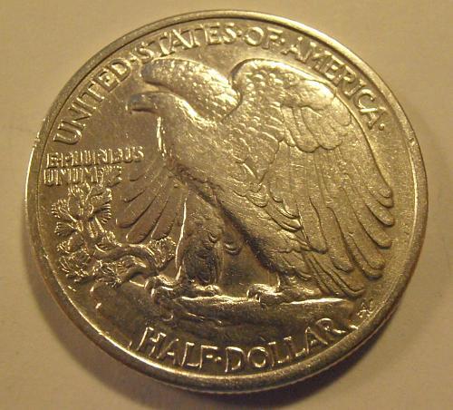 1941 P Walking Liberty Half Dollar (41PUL1)