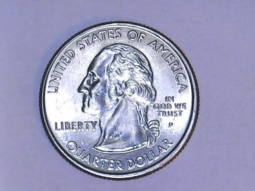 2006 P North Dakota  State Quarter  See Pictures