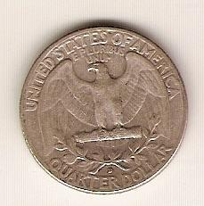 1958-D Washington Quarter