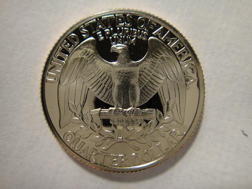 1986-S Washington Quarter Proof-65 (GEM)