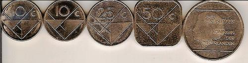 Aruba Coin Set