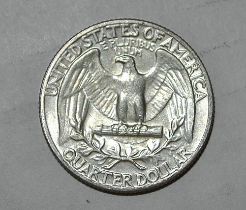 1964 P Washington Quarter G466