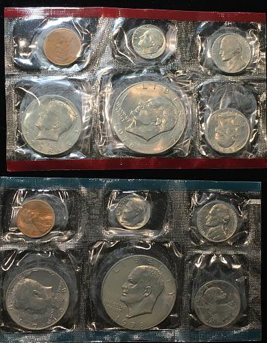 1978 Uncirculated Mint Set