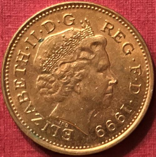 Great Britain - 1999 - 1 Penny [#2]