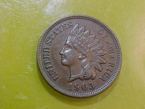 1903 INDIAN CENT       ad03