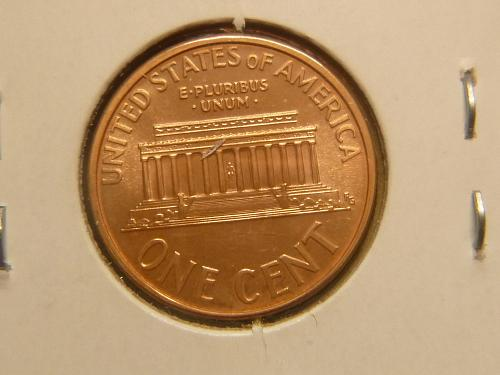 1995 P Lincoln Memorial Cent