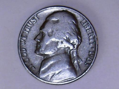 1963 D Jefferson Nickel    See Pictures