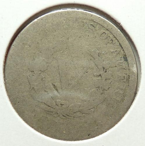 1888 Liberty Nickel  AG  #5-1888-1