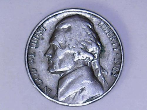 1963 D Jefferson Nickel. See Pictures