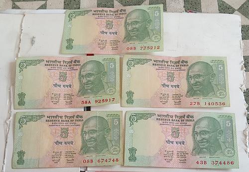 E)...India circulated lot..