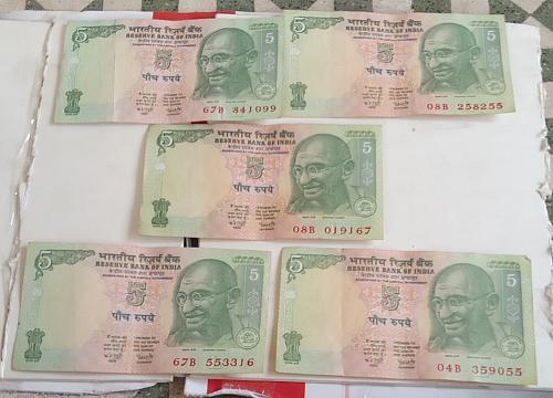 G)...India circulated lot..