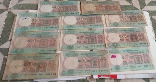 H)...India circulated lot..