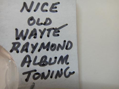 1955 Roosevelt Dime MS-65 (GEM) OLD WAITE RAYMOND ALBUM TONE!