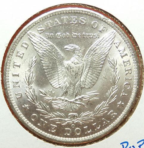1885O Morgan Dollar  MS61  #$-1885O-2