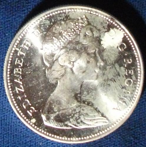 1967 Canada Dollar BU #2