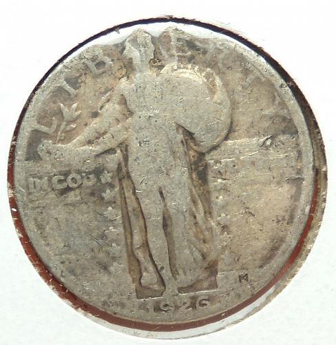 1926 SLQ  AG/G  #25-1926-4
