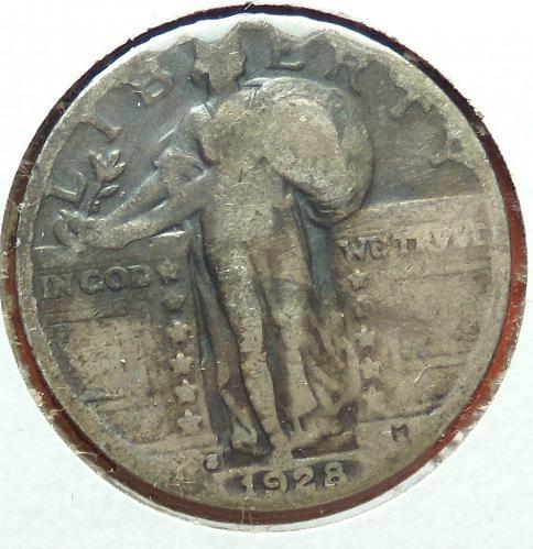 1928S SLQ  VG8  #25-1928S-1