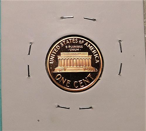 1995 S Lincoln Memorial Cent, PROOF