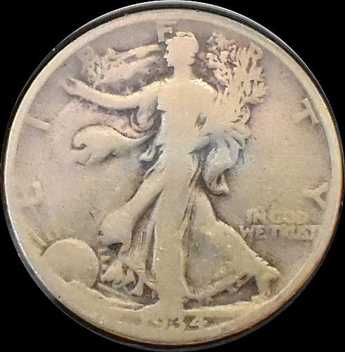 1934 Walking Liberty Half Dollar ***90% Silver***