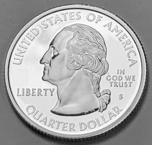 2006-S Proof Quarter 50 States- North Dakota [BSWQ416]