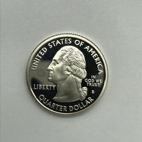2005-S  Silver Proof State Quarter -- California  - (1102-19)