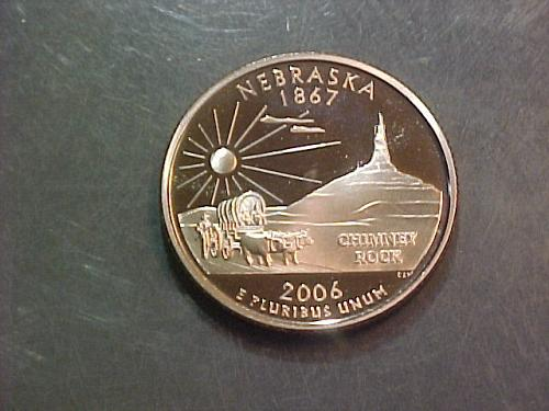 ALL 5 2006 S STATE QUARTERS   ae05