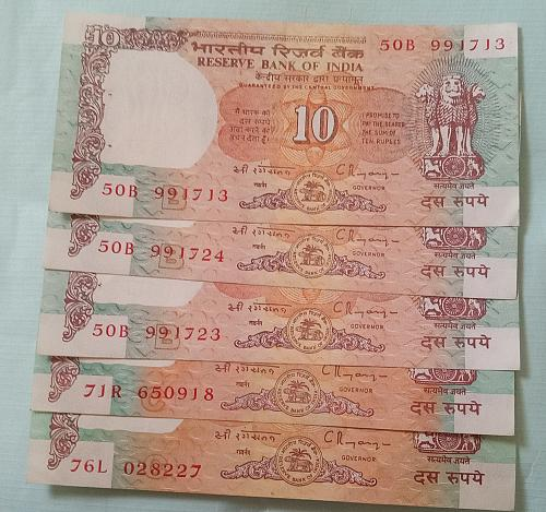 e).....India circulated lot..