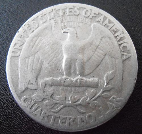 1934 P Washington Silver Quarter,  (34PEW1)