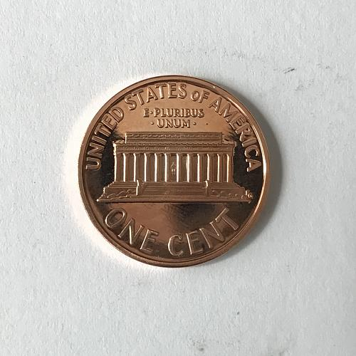 1998 S Proof Lincoln Cent (1107-10)