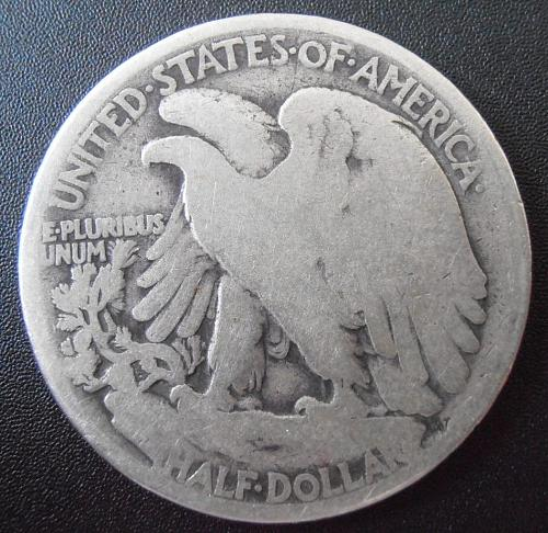 1917 P Walking Liberty Half Dollar (17PEW1)