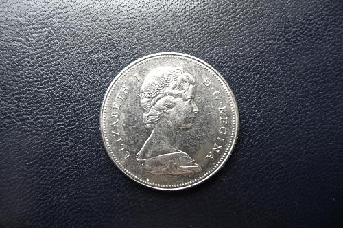 Canada 1968 50 Cents