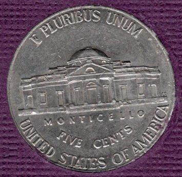 2012 D Jefferson Nickels -#3