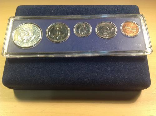 1967 UNC Special Mint Set