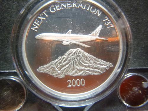 NEXT GENERATION 737 2000 PEWTER