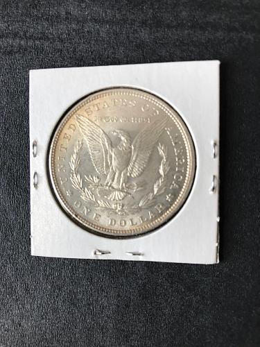 1889 P Morgan Dollar