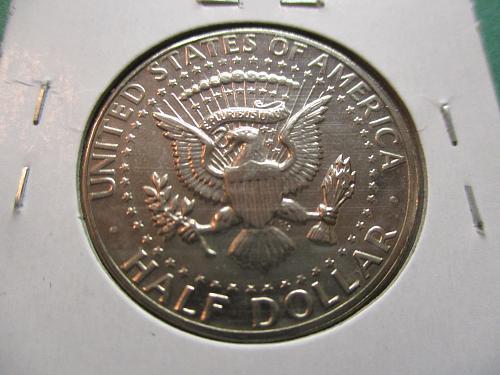 1971-D  Kennedy Half Dollar.  Item: 50 K71D-02.