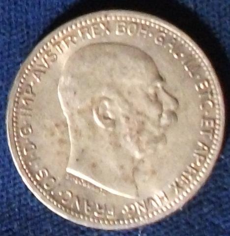 1916 Austria Corona AU