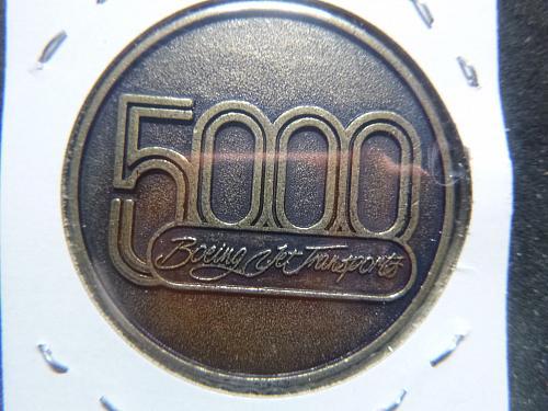 BOEING 5000  JET TRANSPORTERS