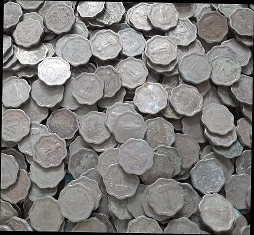 Buy 5 Different coins from lot..India..coins