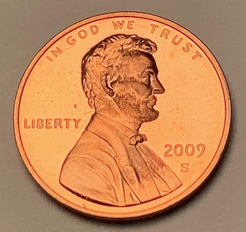 2009-S Proof Lincoln Memorial Cent: Birth and Early Childhood [LC 172]