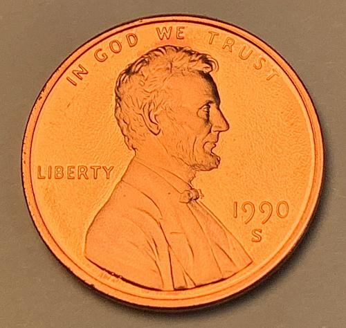 1900-S Proof Lincoln Memorial Cent [LC 184]