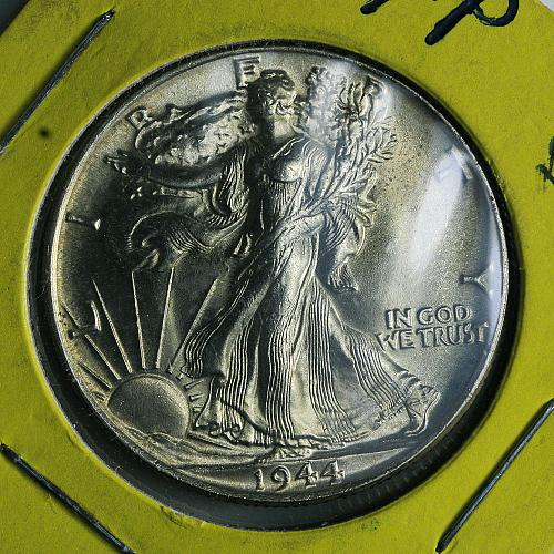 1944 P Walking Liberty Half Dollar Choice BU