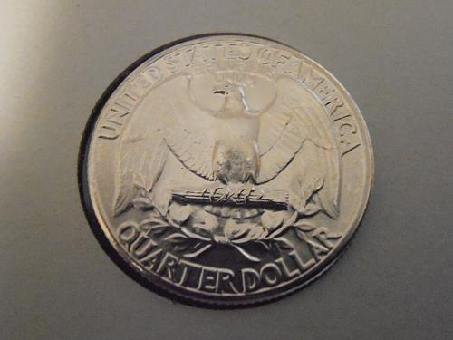 1961 P Washington Silver Quarter BU (61PAB1)