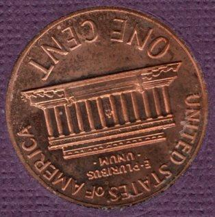 1969 S Lincoln Memorial Cent Small Cents -#3