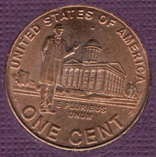 2009 D Lincoln Memorial Cents: Professional Life Illinois - Satin Finish -#9